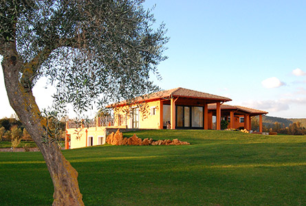 Villa Barbarina Nature Resort