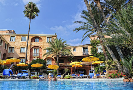 Hotel La Bitta + Ferry