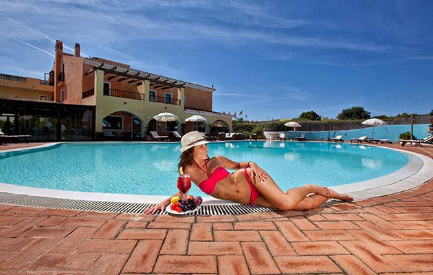 Hotel La Funtana + Ferry