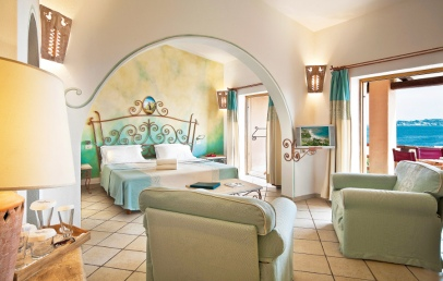 Junior Suite Mirtilla Vista Mare