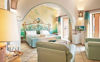 Family Suite Mirtilla Vista Mare